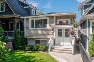 Photo 1: 771 E 22ND Avenue in Vancouver: Fraser VE House for sale (Vancouver East)  : MLS®# R2471177