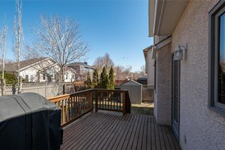 Photo 34: 80 Huntingdale Road in Winnipeg: Linden Woods Residential for sale (1M)  : MLS®# 202109985