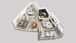 Photo 3: 202 5780 MARINE Way in Sunshine Coast: Home for sale : MLS®# R2188625