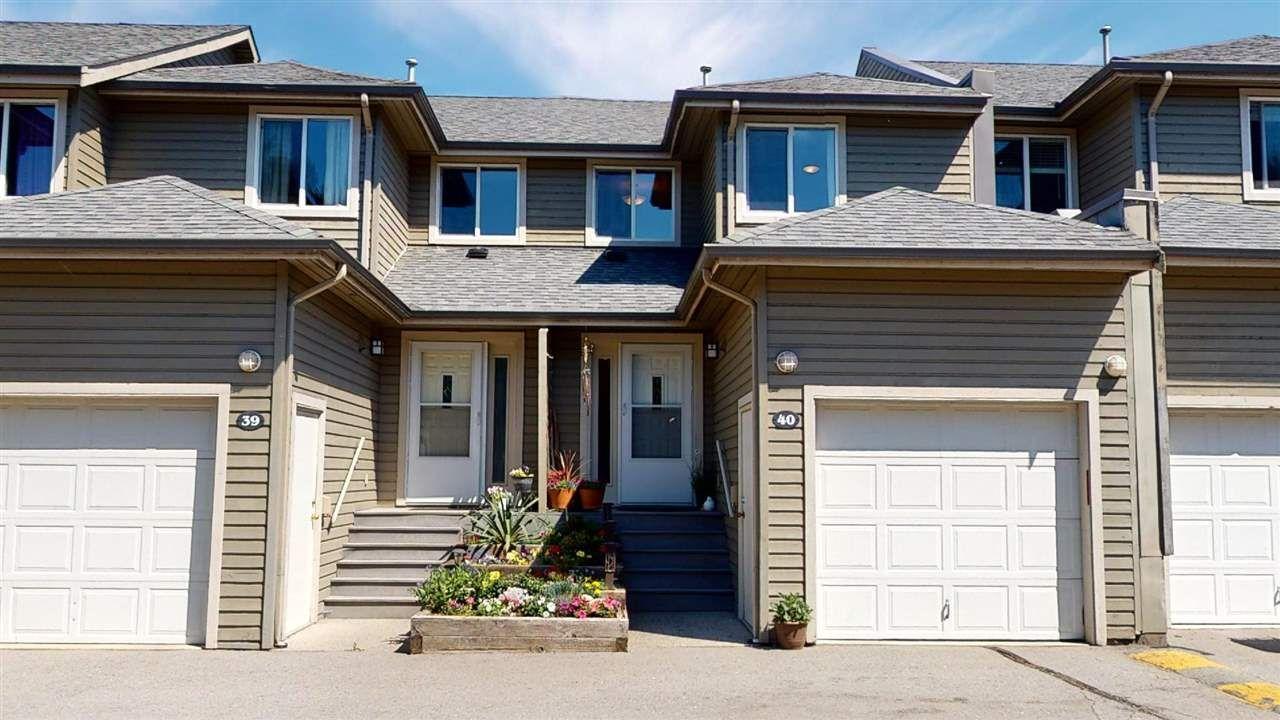 "Main Photo: 40 40200 GOVERNMENT Road in Squamish: Garibaldi Estates Townhouse for sale in ""Viking Ridge"" : MLS®# R2589715"
