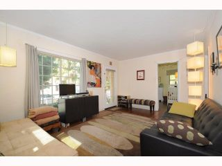 Photo 4: NORMAL HEIGHTS House for sale : 2 bedrooms : 4411 McClintock in San Diego