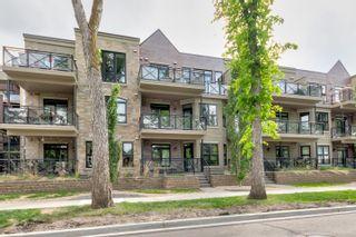 Photo 2: 119 10811 72 Avenue in Edmonton: Zone 15 Condo for sale : MLS®# E4248944