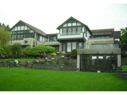 Main Photo: 755 EYREMOUNT DR in West Vancouver: British Properties House for sale : MLS®# V1100343