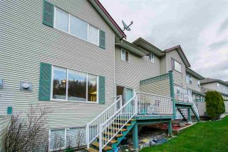 Photo 21: 59 46360 VALLEYVIEW Road in Chilliwack: Promontory Townhouse for sale (Sardis)  : MLS®# R2565331