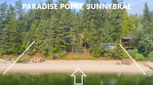 Main Photo: 5420 Sunnybrae Road in Tappen: Sunnybrae House for sale (Shuswap Lake)  : MLS®# 10238040