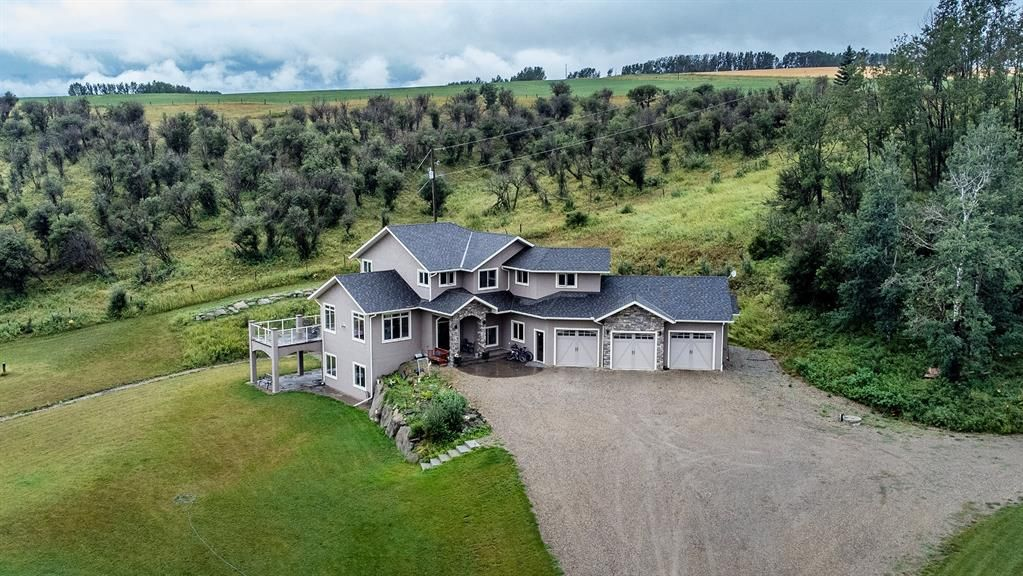 Main Photo: 3465 Twp Rd 290 A: Rural Mountain View County Detached for sale : MLS®# A1145787