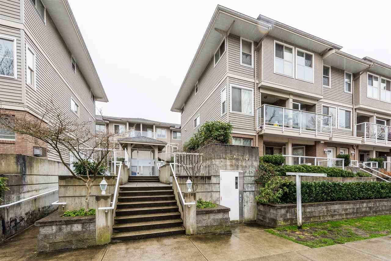 "Main Photo: 110 2432 WELCHER Avenue in Port Coquitlam: Central Pt Coquitlam Townhouse for sale in ""GARDENIA"" : MLS®# R2253875"