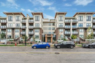 Photo 1: 322 4033 MAY Drive in Richmond: West Cambie Condo for sale : MLS®# R2619263