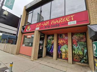 Photo 1: 115 20th Street West in Saskatoon: Riversdale Commercial for sale : MLS®# SK858989