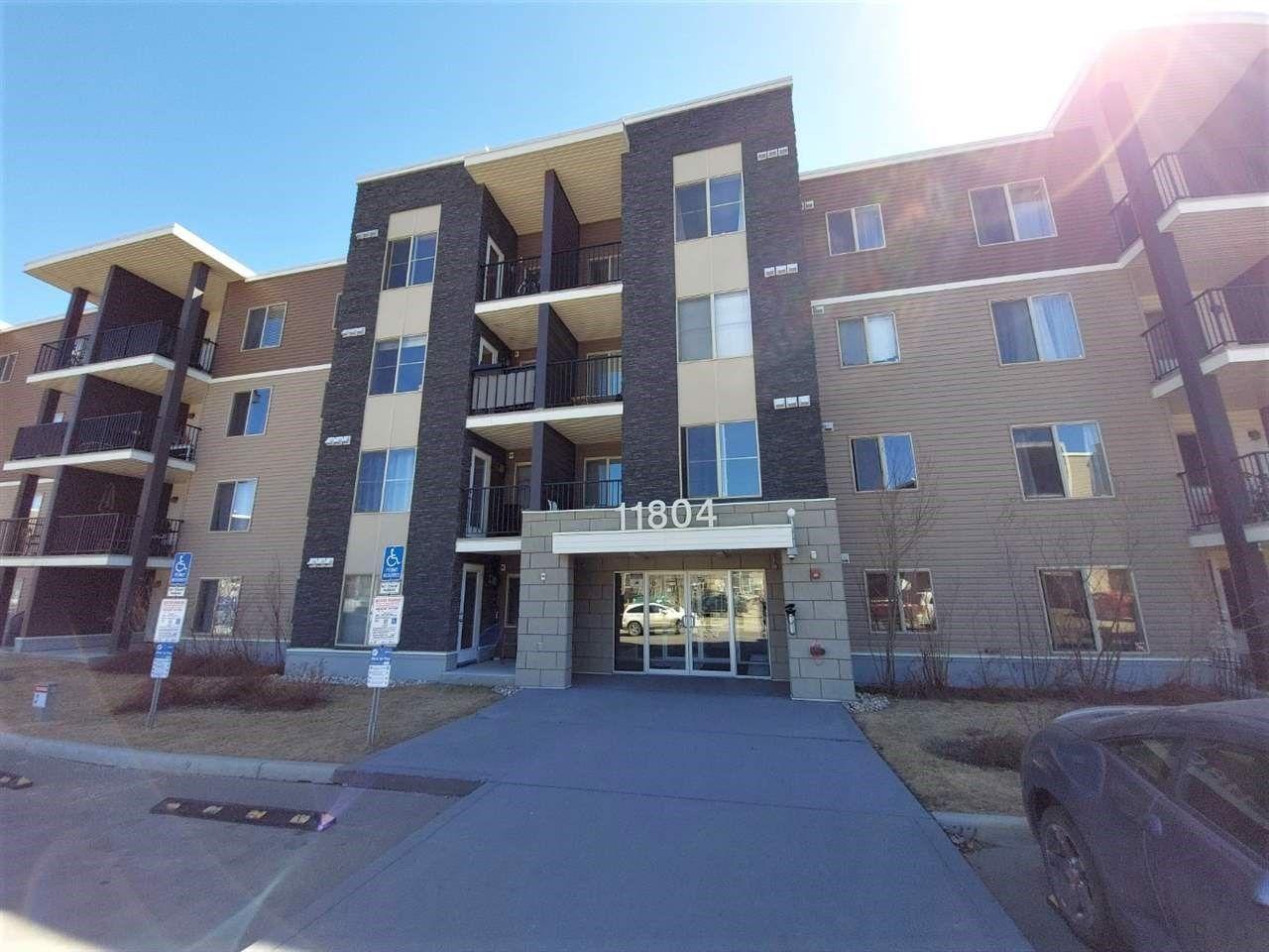 Main Photo: 303 11804 22 Avenue in Edmonton: Zone 55 Condo for sale : MLS®# E4239546