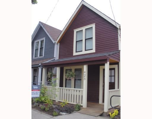Main Photo: 425 HEATLEY Avenue in Vancouver: Mount Pleasant VE House for sale (Vancouver East)  : MLS®# V786120