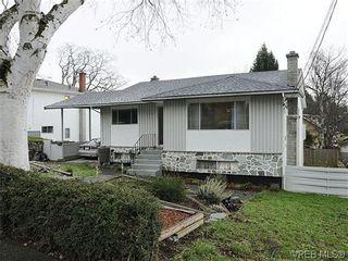 Photo 1: 1261 Vista Hts in VICTORIA: Vi Hillside House for sale (Victoria)  : MLS®# 628171