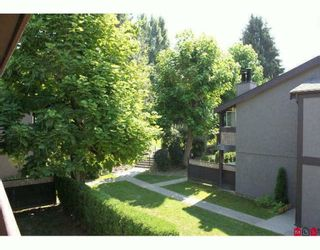 """Photo 1: 515 34909 OLD YALE Road in Abbotsford: Abbotsford East Townhouse for sale in """"THE GARDENS"""" : MLS®# F2926362"""