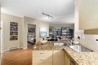 Photo 8: 604 2228 MARSTRAND AVENUE in Vancouver: Kitsilano Condo for sale (Vancouver West)  : MLS®# R2135966