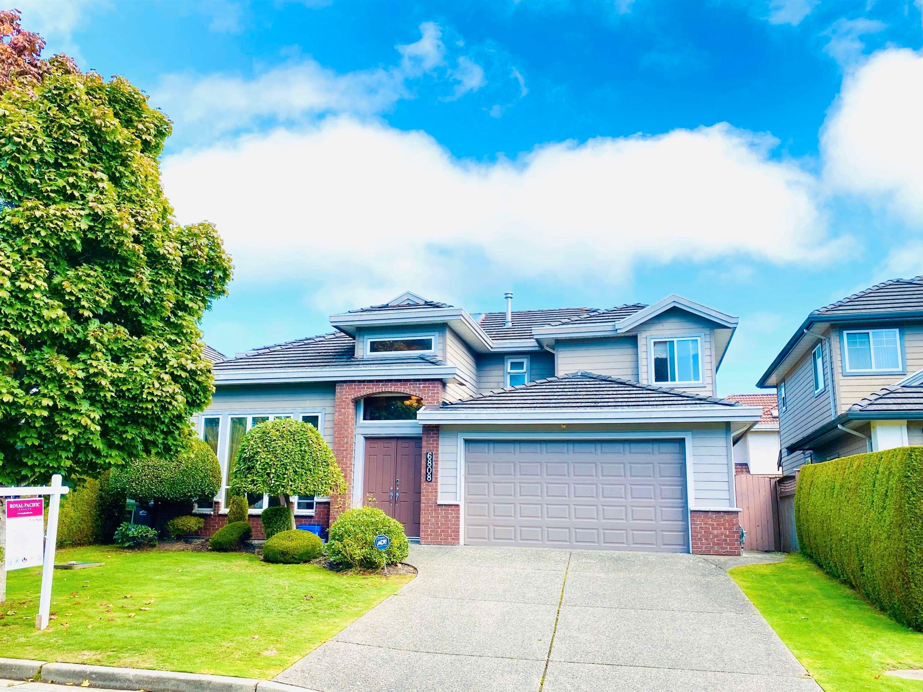 Main Photo: 6808 HAMBER Street in Richmond: Terra Nova House for sale : MLS®# R2607641