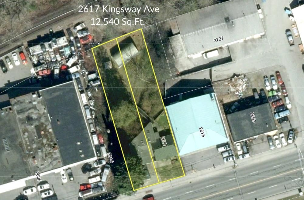 Main Photo: 2617 KINGSWAY Avenue in Port Coquitlam: Central Pt Coquitlam Industrial for sale : MLS®# C8035507