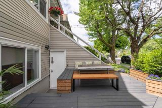 Photo 30: 1936 W 6TH Avenue in Vancouver: Kitsilano Townhouse for sale (Vancouver West)  : MLS®# R2457700