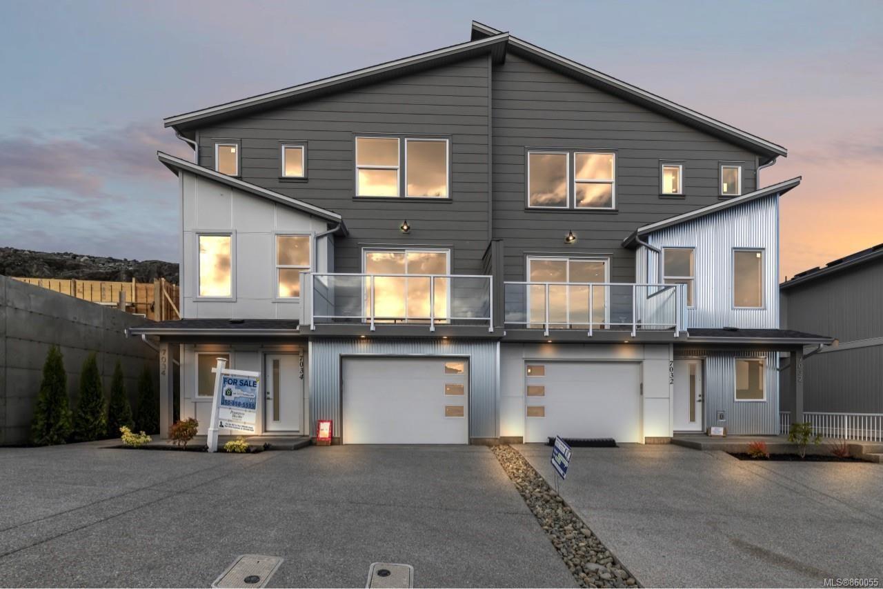 Main Photo: 7034 Brailsford Pl in : Sk Sooke Vill Core Half Duplex for sale (Sooke)  : MLS®# 860055