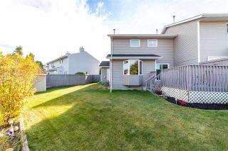 Photo 40: 21 14717 34 Street in Edmonton: Zone 35 House Half Duplex for sale : MLS®# E4234606