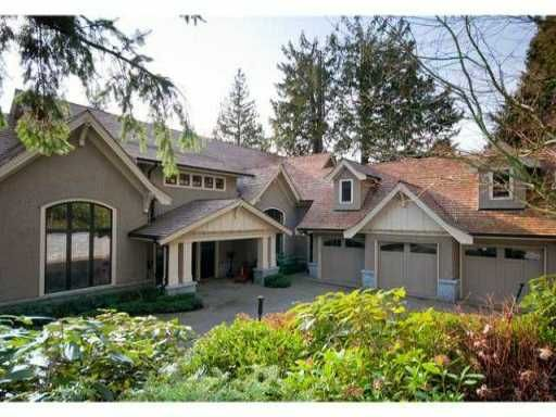 """Photo 1: Photos: 2025 GISBY ST in West Vancouver: Altamont House for sale in """"ALTAMONT"""" : MLS®# V925883"""