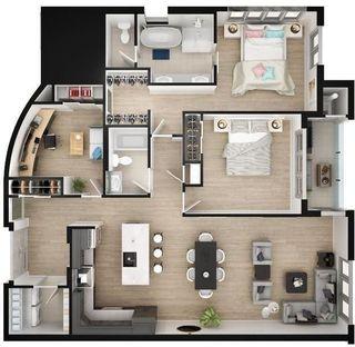 Photo 2: 400 227 Stafford Avenue in Winnipeg: Crescentwood Condominium for sale (1B)  : MLS®# 202123553