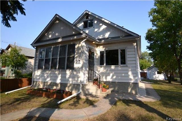Main Photo: 313 Hampton Street in Winnipeg: St James Residential for sale (5E)  : MLS®# 1724191