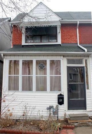 Photo 1: 61 Roseheath Avenue in Toronto: Woodbine Corridor House (2-Storey) for sale (Toronto E02)  : MLS®# E3743124