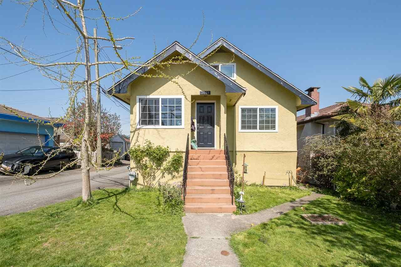 Main Photo: 3011 PARKER Street in Vancouver: Renfrew VE House for sale (Vancouver East)  : MLS®# R2568760