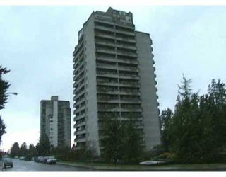 "Photo 1: 908 6595 WILLINGDON Avenue in Burnaby: Metrotown Condo for sale in ""HUNTLEY MANOR"" (Burnaby South)  : MLS®# V763075"