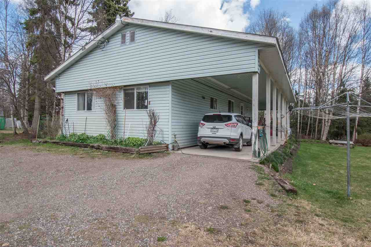 Main Photo: Map location: 1905 DAHLIE Road in Smithers: Smithers - Rural Manufactured Home for sale (Smithers And Area (Zone 54))  : MLS®# R2366579