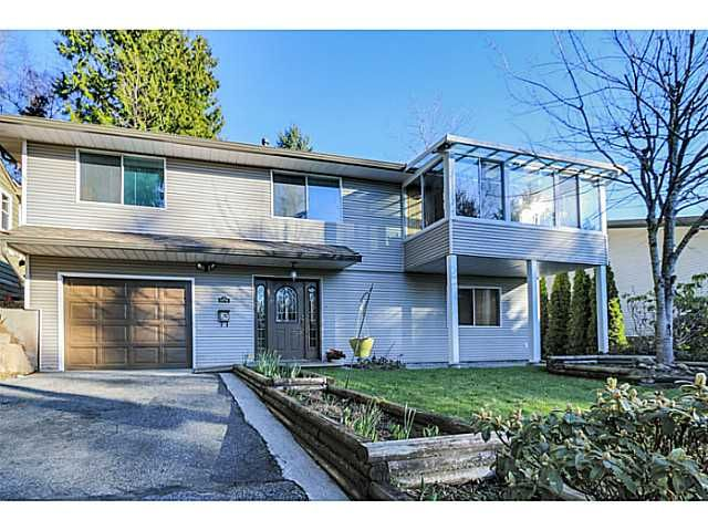 Main Photo: 1076 Wellington Drive in North Vancouver: House for sale : MLS®# V1107243