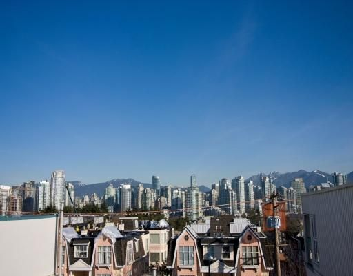 """Main Photo: 12 704 W 7TH Avenue in Vancouver: Fairview VW Condo for sale in """"HEATHER PARK"""" (Vancouver West)  : MLS®# V756969"""