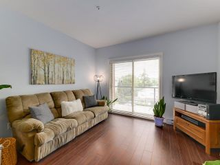 """Photo 6: 320 20219 54A Avenue in Langley: Langley City Condo for sale in """"Suede Living"""" : MLS®# R2602848"""