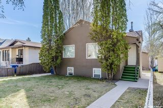 Photo 1: 819 H Avenue North in Saskatoon: Westmount Residential for sale : MLS®# SK852925