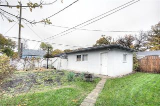 Photo 10: 543 Tremblay Street in Winnipeg: Norwood Single Family Detached for sale (2B)  : MLS®# 1827145