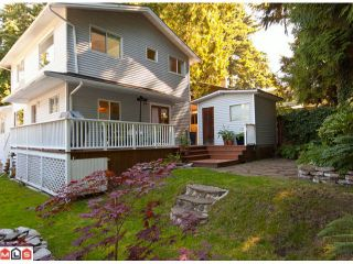 Photo 2: 12720 15A Avenue in Surrey: Crescent Bch Ocean Pk. House for sale (South Surrey White Rock)  : MLS®# F1018716