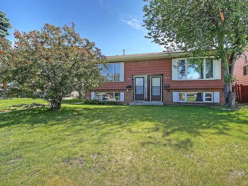 Main Photo: 7814 21A Street SE in Calgary: Ogden House for sale : MLS®# C4123877
