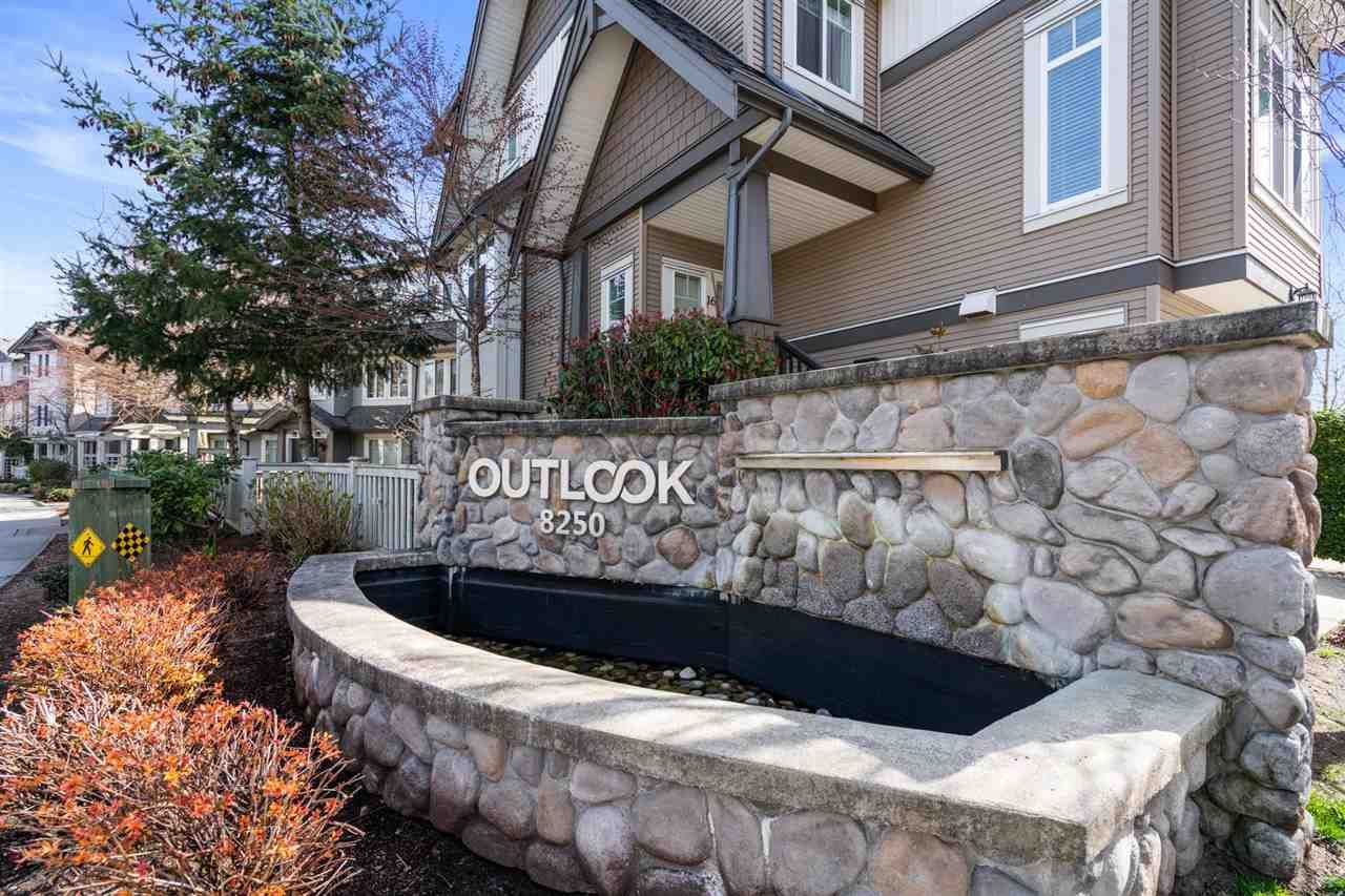 """Main Photo: 56 8250 209B Street in Langley: Willoughby Heights Townhouse for sale in """"OUTLOOK"""" : MLS®# R2562510"""