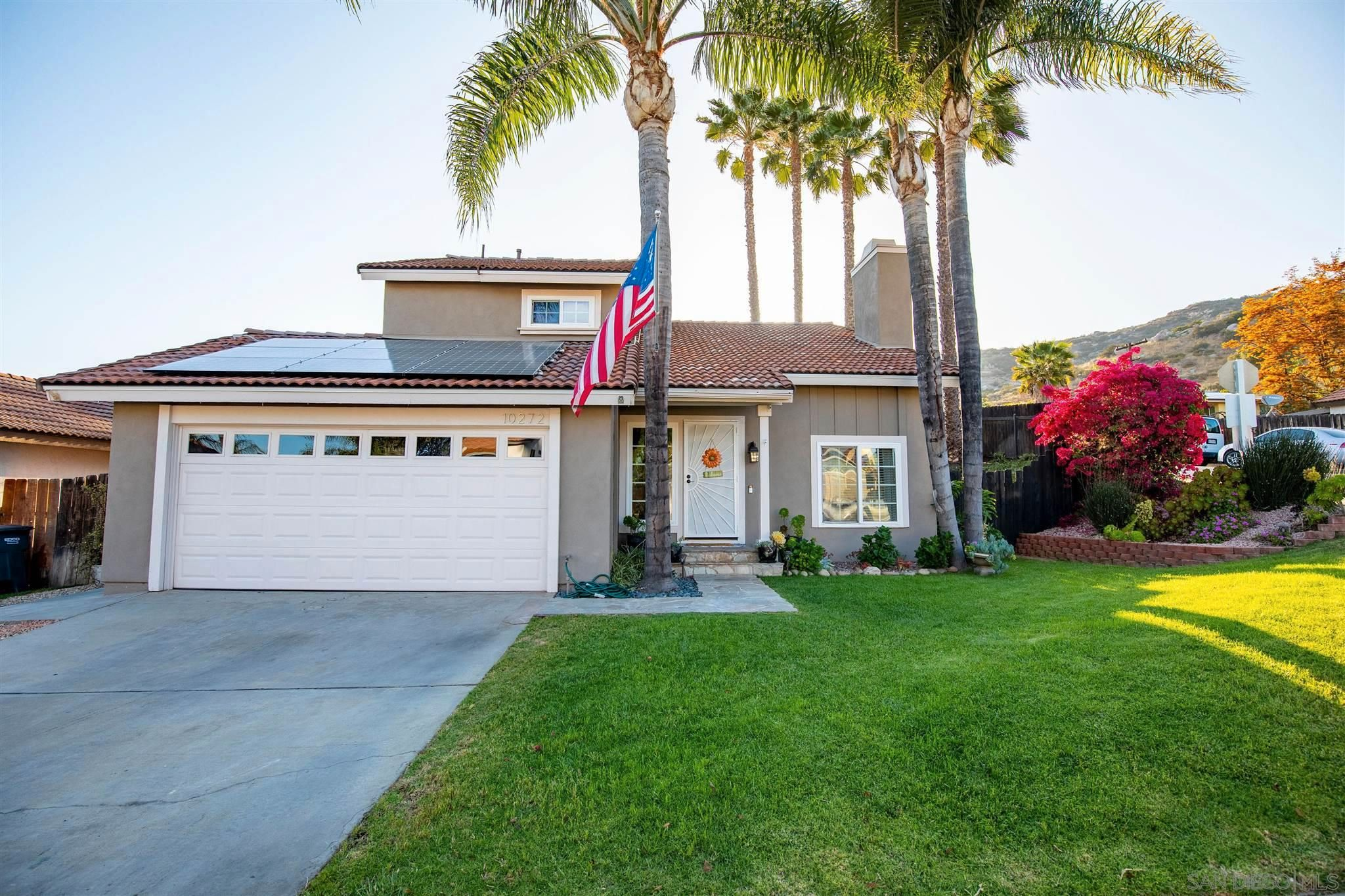 Main Photo: LAKESIDE House for sale : 4 bedrooms : 10272 Paseo Park Dr