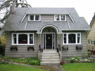 Photo 1: 3575 W 26TH Avenue in Vancouver: Dunbar House for sale (Vancouver West)  : MLS®# V815123