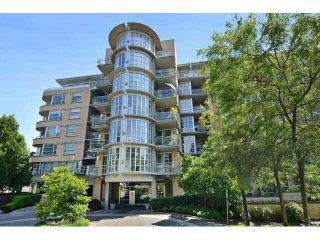 Photo 1: 613 2655 CRANBERRY DRIVE in Vancouver: Kitsilano Condo for sale (Vancouver West)  : MLS®# V1140165