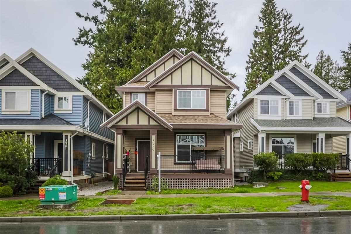 Main Photo: 5959 128A STREET in Surrey: Panorama Ridge House for sale : MLS®# R2212921