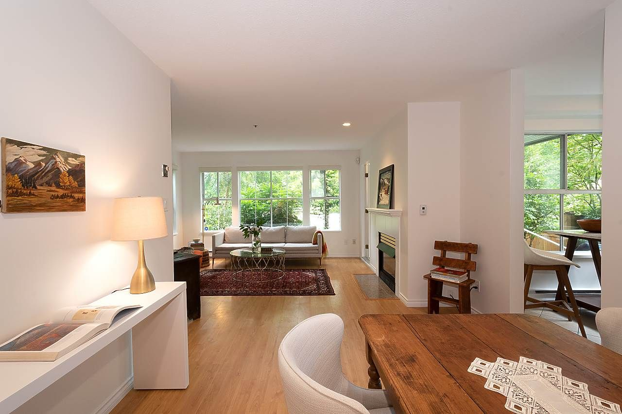 """Main Photo: 106 655 W 13TH Avenue in Vancouver: Fairview VW Condo for sale in """"TIFFANY MANSION"""" (Vancouver West)  : MLS®# R2465247"""