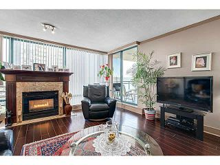 """Photo 3: 602 8 LAGUNA Court in New Westminster: Quay Condo for sale in """"THE EXCELSIOR"""" : MLS®# V1102450"""