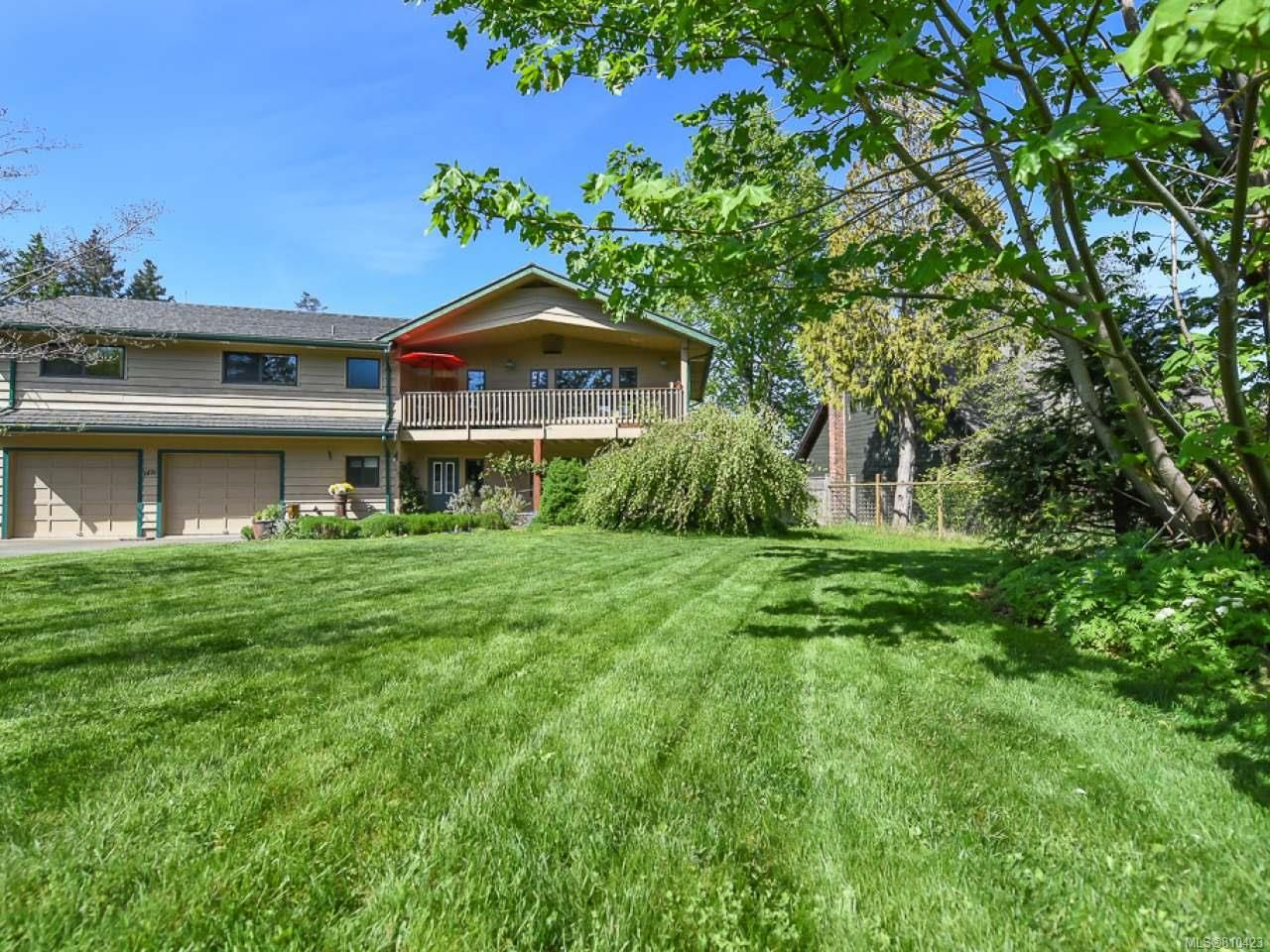 Main Photo: 1476 Jackson Dr in COMOX: CV Comox Peninsula House for sale (Comox Valley)  : MLS®# 810423