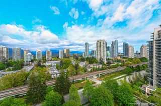 """Main Photo: 16D 6128 PATTERSON Avenue in Burnaby: Metrotown Condo for sale in """"GRAND CENTRAL PARK PLACE"""" (Burnaby South)  : MLS®# R2579599"""