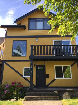 Main Photo: 3590 W 17TH Avenue in Vancouver: Dunbar House for sale (Vancouver West)  : MLS®# R2545510