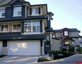 "Photo 2: 24 18199 70TH Avenue in Surrey: Cloverdale BC Townhouse for sale in ""AUGUSTA"" (Cloverdale)  : MLS®# F2923812"