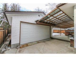 Photo 24: 639 CEDARILLE Way SW in Calgary: Cedarbrae House for sale : MLS®# C4096663