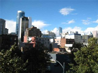 "Photo 6: # 506 1082 SEYMOUR ST in Vancouver: Downtown VW Condo for sale in ""THE FREESIA"" (Vancouver West)  : MLS®# V848363"